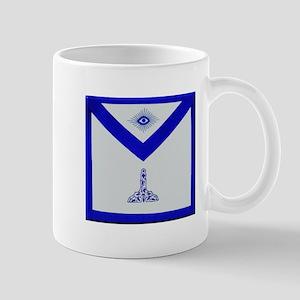 Mansonic Senior Warden Apron Mugs
