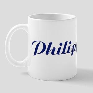 Classic Philippines (Blue) Mug