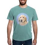 Golden Retriever Mens Comfort Colors Shirt