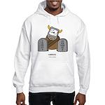 mooses Hooded Sweatshirt