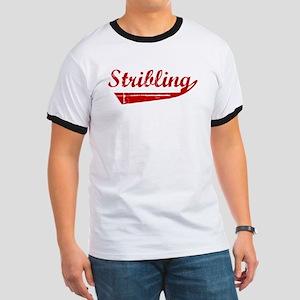 Stribling (red vintage) Ringer T