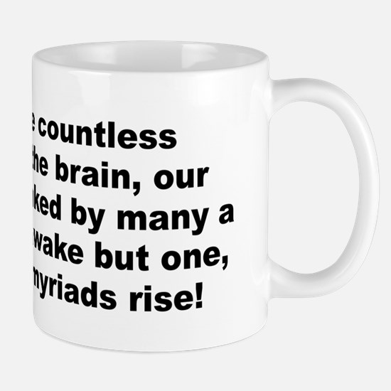 Unique Alexander pope Mug