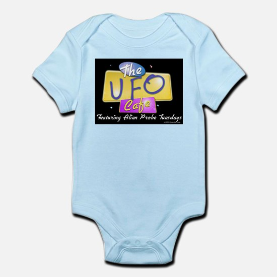 UFO CAFE Infant Creeper