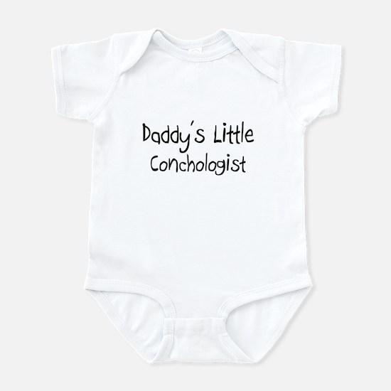 Daddy's Little Conchologist Infant Bodysuit