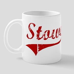 Stowe (red vintage) Mug
