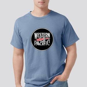 Round Western Pacific logo T-Shirt
