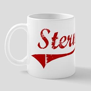 Stern (red vintage) Mug