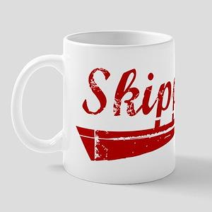Skipper (red vintage) Mug