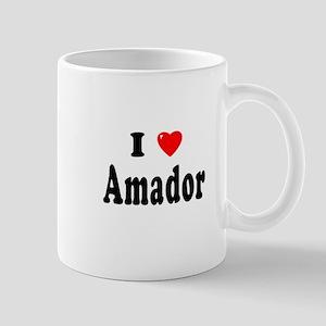 AMADOR Mug