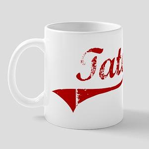 Tate (red vintage) Mug