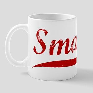 Smalls (red vintage) Mug