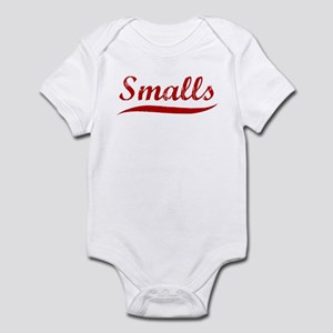 Smalls (red vintage) Infant Bodysuit