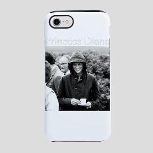 HRH Princess Diana Drinking iPhone 8/7 Tough Case