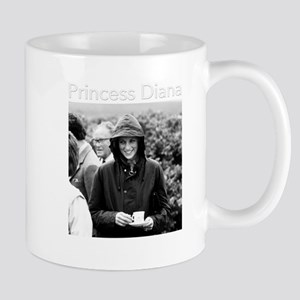 HRH Princess Diana Drinking Tea Mugs