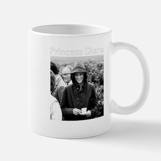 HRH Princess Diana Drinking Tea Mugs