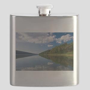 Hemlock Lake Flask