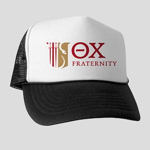Theta Chi Logo Trucker Hat