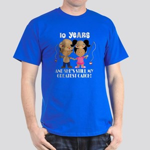10th Anniversary Funny Gift T-Shirt