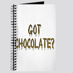Got Chocolate? Journal