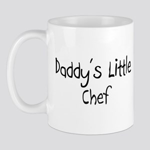 Daddy's Little Chef Mug
