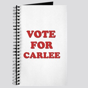 Vote for CARLEE Journal