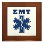 EMT Rescue Framed Tile