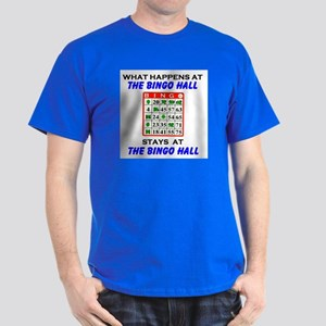 BINGO HALL Dark T-Shirt