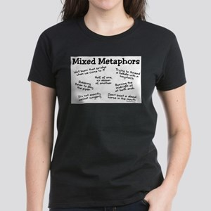 Mixed Metaphors Ash Grey T-Shirt