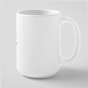 """""""Knotty Cowgirl"""" Large Coffee Mug Mugs"""