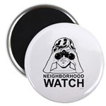 Neighborhood Watch ~ Magnet