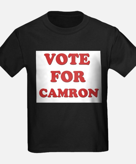 Vote for CAMRON T