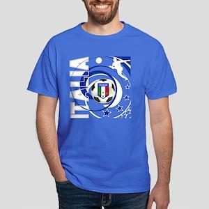 Italia Global Design Dark T-Shirt