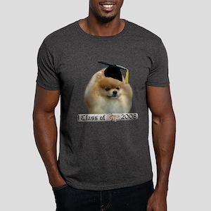Pomeranian Grad 08 Dark T-Shirt