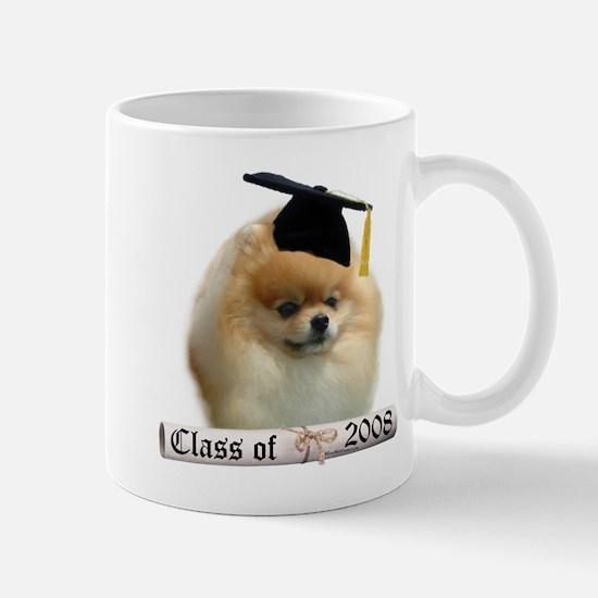 Pomeranian Grad 08 Mug