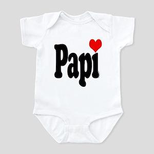 I love Papi Infant Bodysuit
