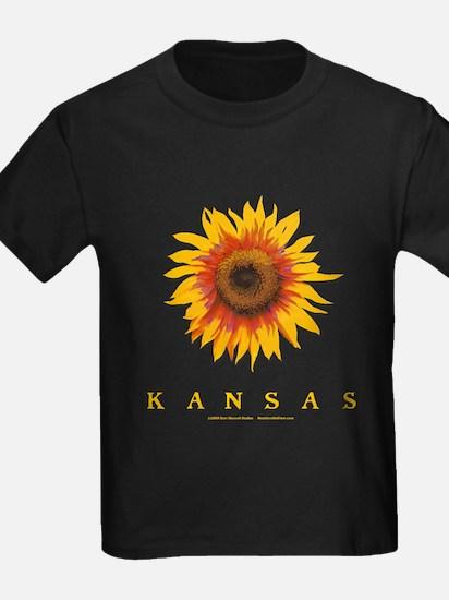 Kansas Sunflower T