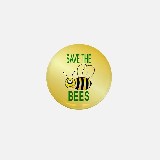 BEES Mini Button