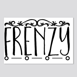 Frenzy Postcards (Package of 8)
