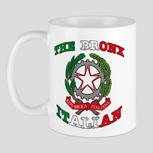 The Bronx Italian Mug