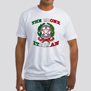 The Bronx Italian Fitted T-Shirt