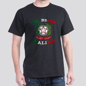 The Bronx Italian Dark T-Shirt