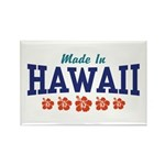 Made in Hawaii Rectangle Magnet