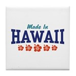 Made in Hawaii Tile Coaster