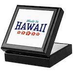 Made in Hawaii Keepsake Box
