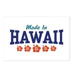 Made in Hawaii Postcards (Package of 8)