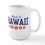 Made in Hawaii Large Mug