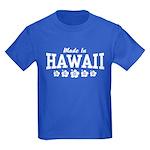 Made in Hawaii Kids Dark T-Shirt