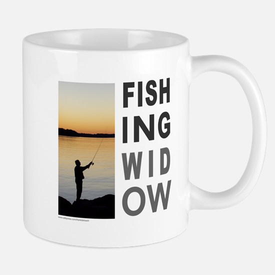 FISHING WIDOW Mug