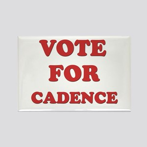 Vote for CADENCE Rectangle Magnet