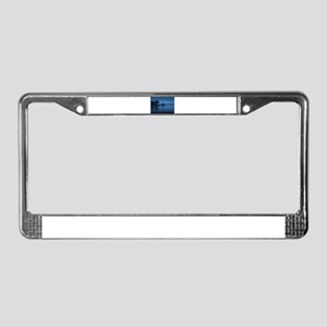 Thendara License Plate Frame